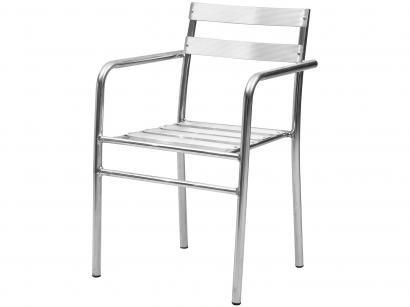 Cadeira para Área Externa de Alumínio Alegro - 1000