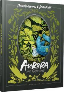 Aurora nas Sombras -