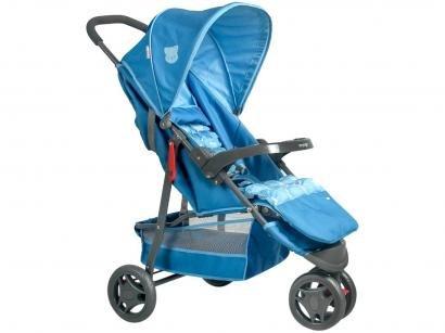 Carrinho de Bebê Voyage Delta 3 Rodas - 0 a 15kg