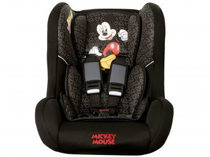 Cadeirinha para Auto Team Tex Trio Luxe - Mickey Mouse 0 a 25kg