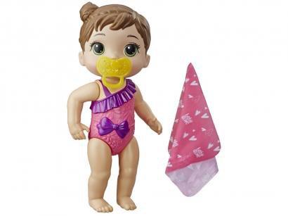 Boneca Baby Alive Bebê Banhos Carinhosos - com Acessórios Hasbro