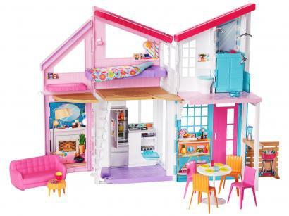 Boneca Barbie Casa de Malibu com Acessórios - Mattel