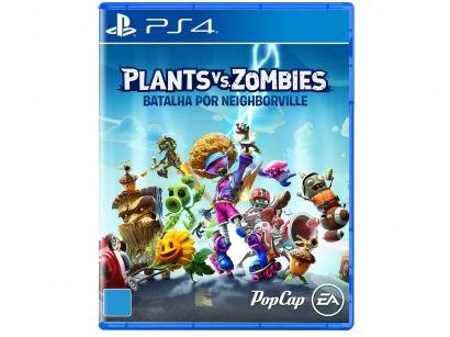 Plants vs. Zombies: Batalha por Neighborville - para PS4 PopCap