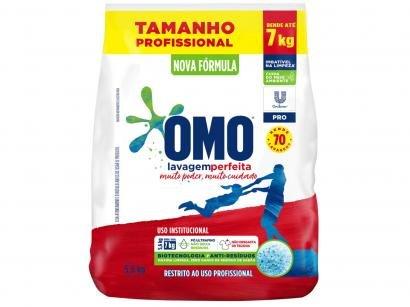 Sabão em Pó Omo Lavagem Perfeita Concentrado - Profissional 5,6kg