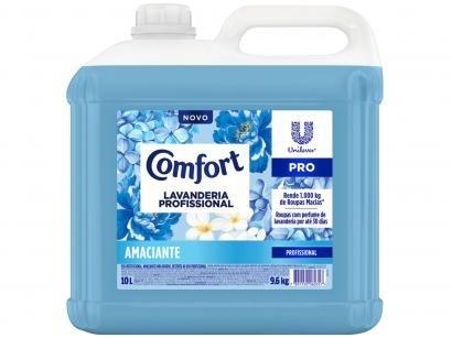 Amaciante Comfort Profissional Classic - 10L