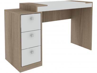 Escrivaninha 3 Gavetas Hecol Móveis Home Office - HO-2903