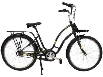 Bicicleta Aro 26 Nathor Anthon Freio - Freio V-Brake 3 Marchas