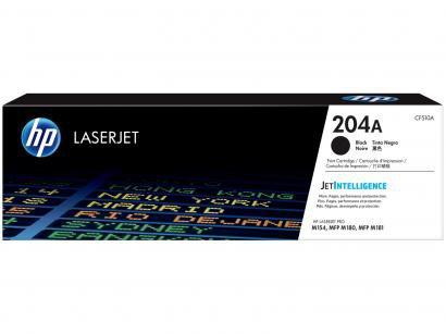 Toner HP LaserJet 204A Preto - Original