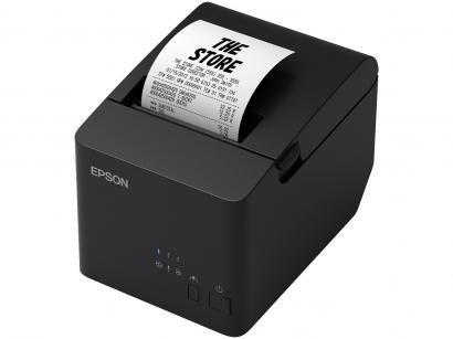 Impressora Térmica Não Fiscal Epson - TM-T20X Ethernet