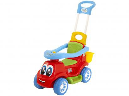 Carrinho de Passeio Infantil Little Truck 3x1 - com Empurrador Maral