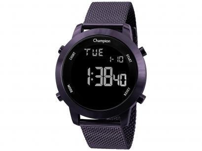 Relógio Feminino Champion Digital Esportivo - CH40062L Lilás