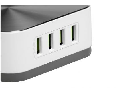 Carregador de Mesa Easy Mobile CARMELITEBR - 8 Entradas USB