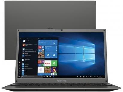 "Notebook Positivo Motion C4500C Intel Dual Core - 4GB 500GB 14"" Windows 10 Home"