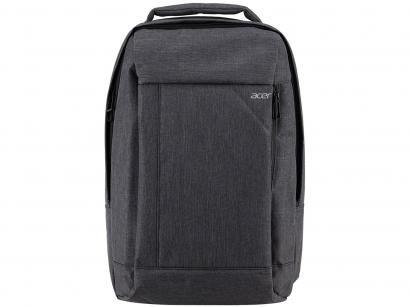 """Mochila para Notebook até 15,6"""" Acer 15.6 - Cinza"""