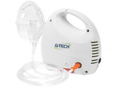 Nebulizador/Inalador Portátil G-Tech - NEBCOM 4