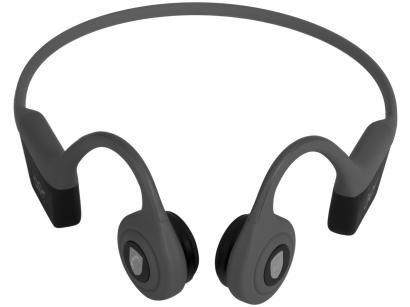 Fone de Ouvido Bluetooth Geonav AerBone AER09GR - com Microfone Resistente à...