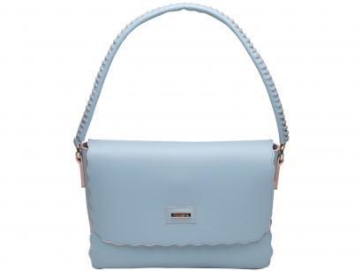 Bolsa Feminina de Ombro Casual - Mondaine Azul