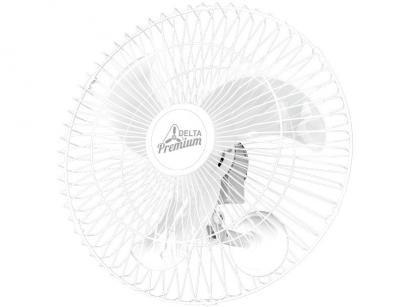 Ventilador de Parede Venti-Delta Premium 736423 - 60cm