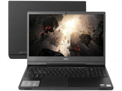 "Notebook Gamer Dell G5-5590-A25 Intel Core i7 16GB - 1TB 128GB SSD 15,6"" Full..."