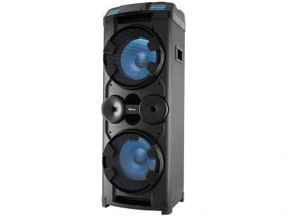 Caixa de Som Bluetooth Philco PCX20000 Acústica - 1800W com Tweeter
