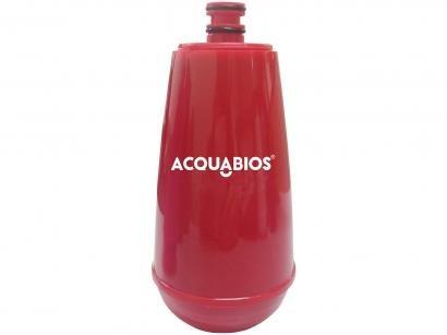 Refil de Filtro de Água Acquabios Colors Acqua E05 - 40 L/h
