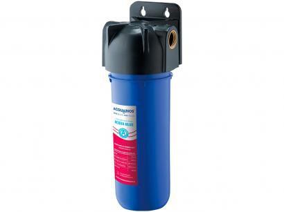 """Filtro para Caixa DÁgua Acquabios - Acqua Blue 3/4"""" 1200 l/h"""