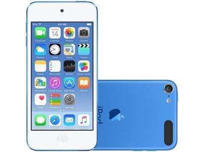 iPod Touch Apple 128GB Azul - Resolução Câmera iSight 8MP