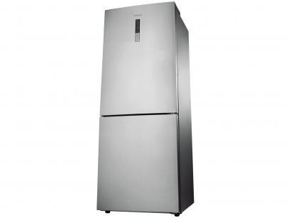 Geladeira/Refrigerador Samsung Frost Free Duplex - 435L Barosa RL4353RBASL/AZ