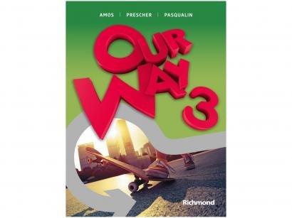 Livro Our Way 3 Inglês - 8º Ano