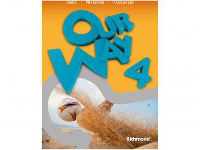 Livro Our Way 4 Inglês - 9º Ano