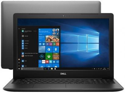"Notebook Dell i15-3584-A10P Intel Core i3 - 4GB 1TB 15,6"" HD Windows 10"