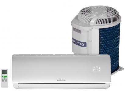 Ar-condicionado Split Agratto 9.000 BTUs - Quente/Frio Eco Top 8810