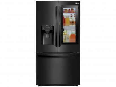 Geladeira/Refrigerador Smart LG French Door - Inverter 525L Instaview Door-in-Door GR-X228NMSM