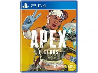 Apex Legends Ed. Lifeline para PS4 - EA