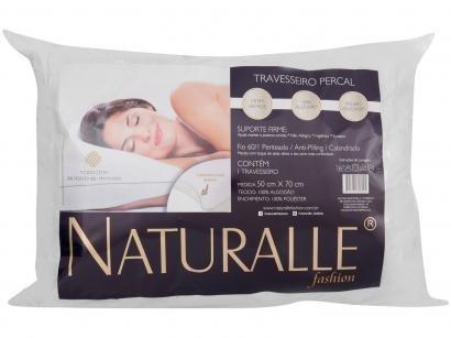 Travesseiro Naturalle Fashion de Cabeça - Suporte Firme