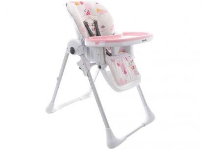 Cadeira de Alimentação Portátil Safety 1st Feed - 7 Posições de Altura 0 a 23kg