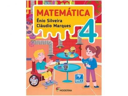 Livro Matemática - 4º Ano