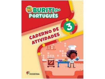 Livro Buriti Plus Português 3º Ano - Ensino Findamental I