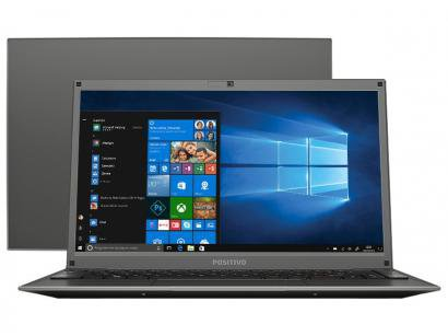 "Notebook Positivo Motion C464C Intel Dual Core - 4GB 64GB 14"" Windows 10"