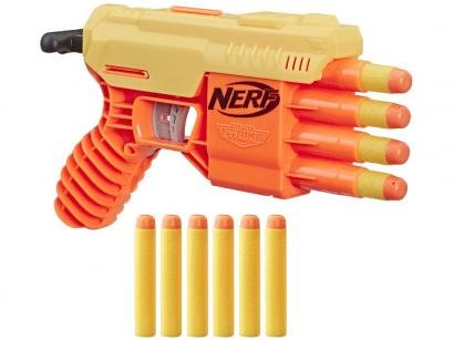 Nerf Alpha Strike Fang QS-4 Hasbro - 10 Dardos