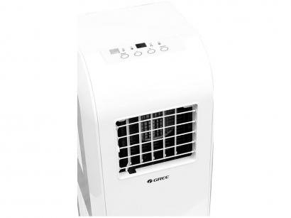 Ar-condicionado Portátil Gree 12.000 BTUs Frio - Koobes