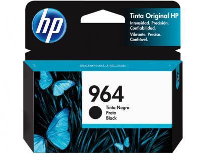 Cartucho de Tinta HP 964 Preto - Original