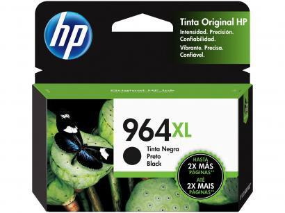 Cartucho de Tinta HP 964XL Preto - Original