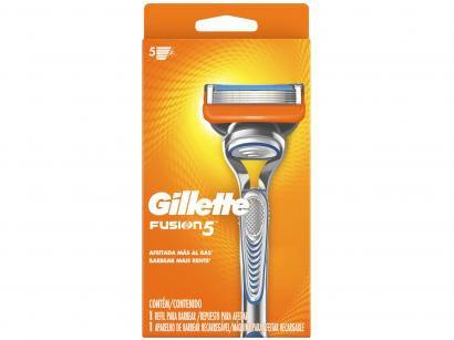 Aparelho de Barbear Gillette - Fusion5