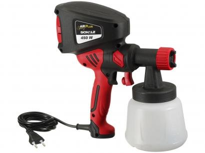 Pistola para Pintura Pulverizadora Schulz - Air Plus Spray 450W