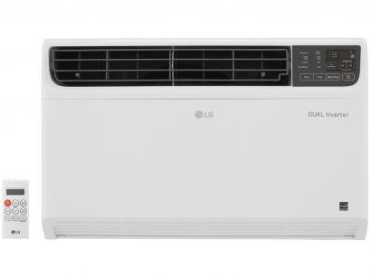Ar-condicionado de Janela LG Dual Inverter - 14.000 BTUs Frio W3NQ15LNNP0...
