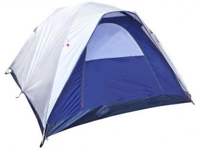Barraca de Camping Nautika Iglu para 4 Pessoas - Dome 4