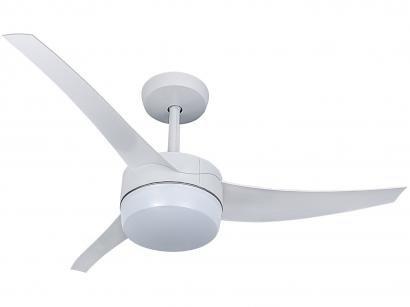 Ventilador de Teto com Controle Remoto Venti-Delta - Flex Concept Lunik 3p 3 Pás 3 Velocidades