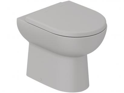Vaso Sanitário Convencional Oval Metrópole Celite - Smart