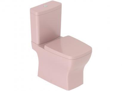 Vaso Sanitário Para Caixa Acoplada Quadrado Rose - Incepa Boss